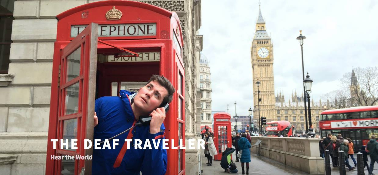 The Deaf Traveller